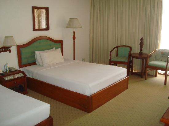 New Angkorland Hotel: Номер делюкс