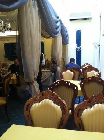 Hotel General : Breakfast room
