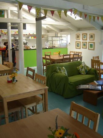 Apple Tree Cafe interior