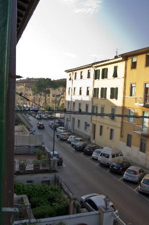 B&B Monte Oliveto: view to left from Sage room