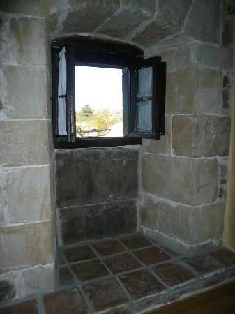 Palacio de los Alvarado: Ventana de la habitación