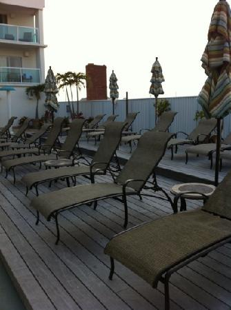 Courtyard by Marriott Ocean City: pool area