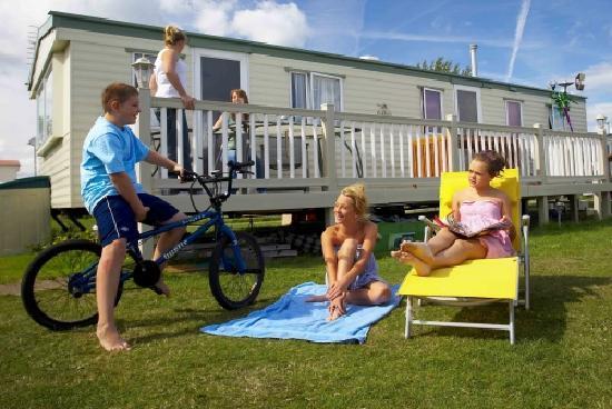 Alberta Holiday Park - Park Holidays UK: Accommodation