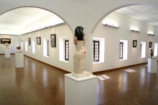 Convent de Sao Jose: Sala de Exposições - Convento S. José - Lagoa