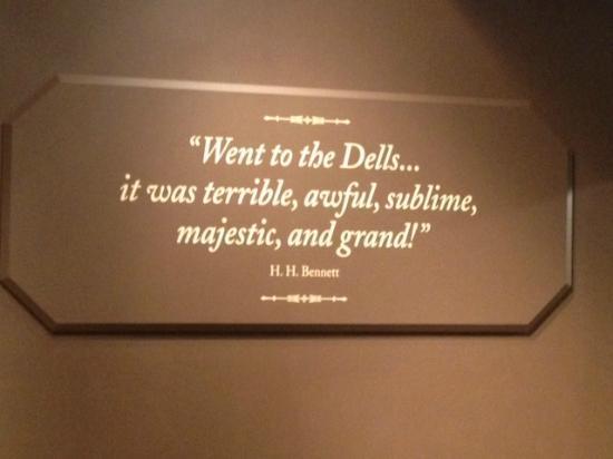 H.H. Bennett Studio: Dells History