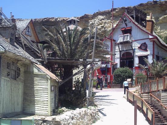 Popeye Village Malta: popeye village
