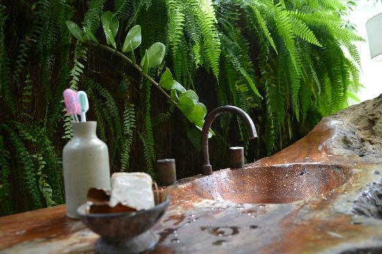UXUA Casa Hotel & Spa: nosso banheiro