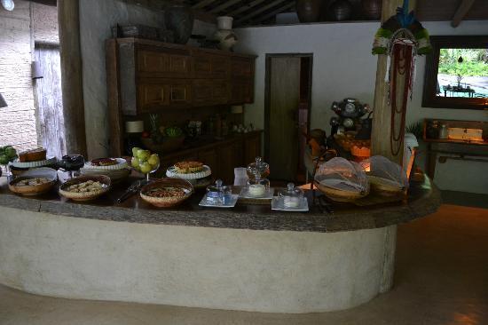 UXUA Casa Hotel & Spa: café-da-manhã