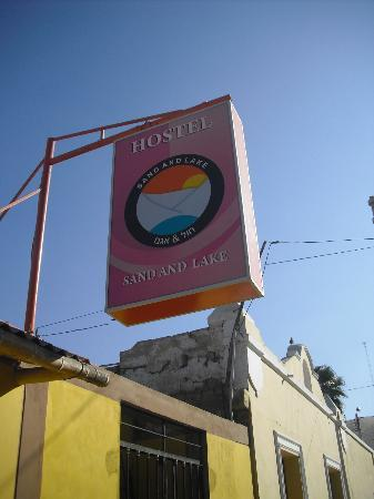 Sand and Lake Hostel : Hostel