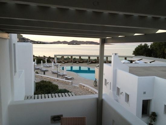Saint Andrea Seaside Resort: View from room 308 balcony