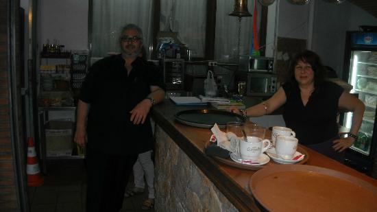 Hotel Miami : Carlos y Maria