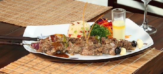 Escoffier: Morokkan Lamb Kebabs