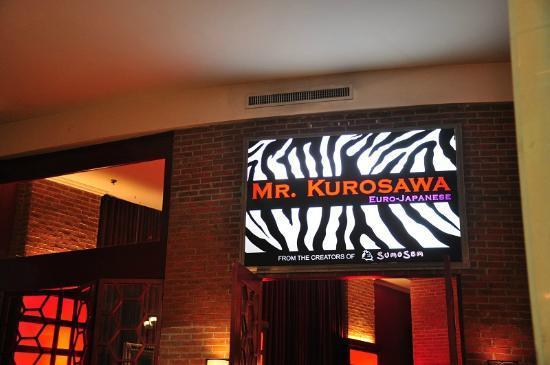 Mr. Kurosawa: Facade