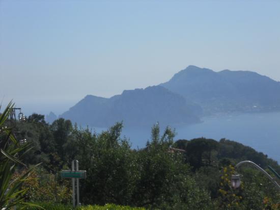 Piscina hotel picture of residence gocce di capri massa lubrense tripadvisor - Dive residence massa lubrense ...