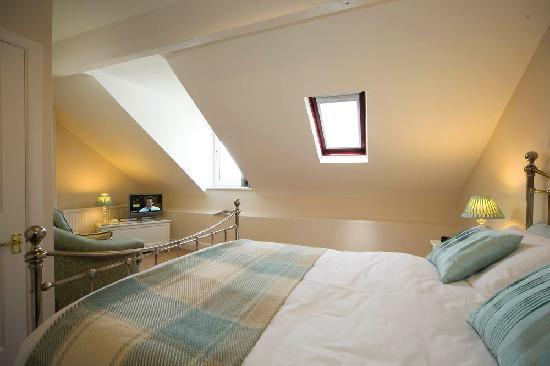 Cragwood Guesthouse : latrigg king size room