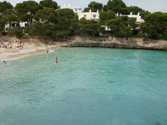 SENTIDO Tucan: cala d'or beach 5 mins away on foot.