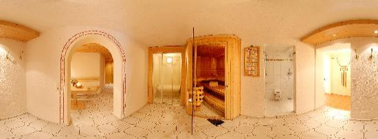 Residenz Theresa: Finnische Sauna - die klassische Sauna