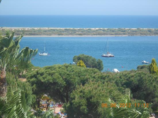 Playacartaya Spa Hotel: Vistas
