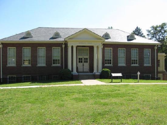 Charlotte Hawkins Brown Museum