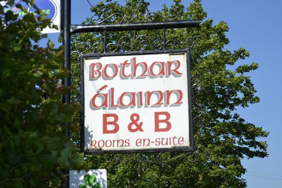 Bothar Alainn House B&B: B&B