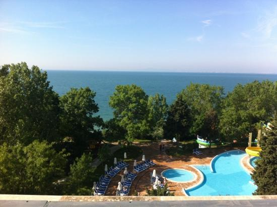 Sol Nessebar Mare: our room view