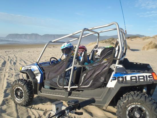 Sandlake Tsunami ATV Rental, LLC : Us at Sandlake