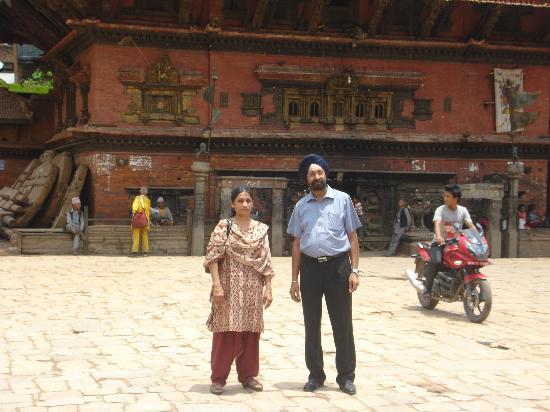 Hotel Vaishali: Patan  sight visit