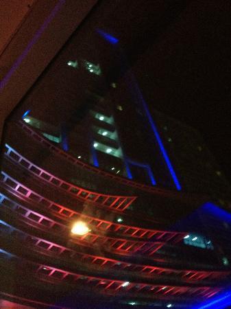 Hard Rock Hotel Panama Megapolis: VISTA DEL HOTEL