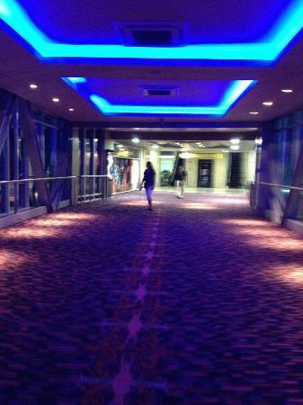 Hard Rock Hotel Panama Megapolis: COMUNICA HOTEL - MALL MULTICENTRO