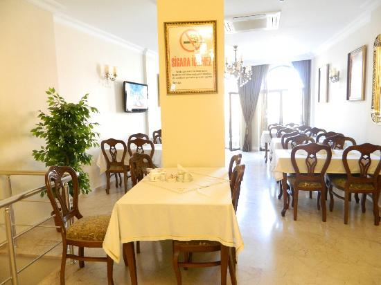 Sultan Palace Hotel: dinning room @ Sultan