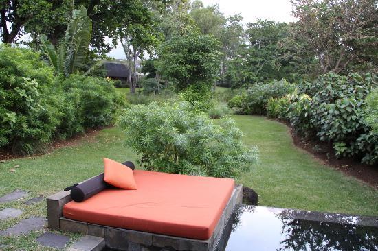 Four Seasons Resort Mauritius at Anahita: garten