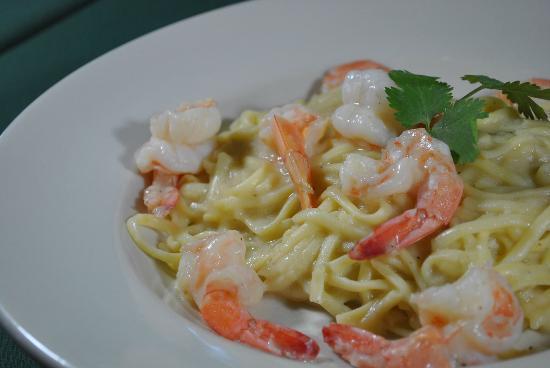 US Bar and Restaurant: Shrimp Scampi!