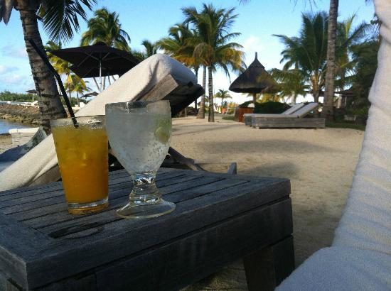 Four Seasons Resort Mauritius at Anahita: strand