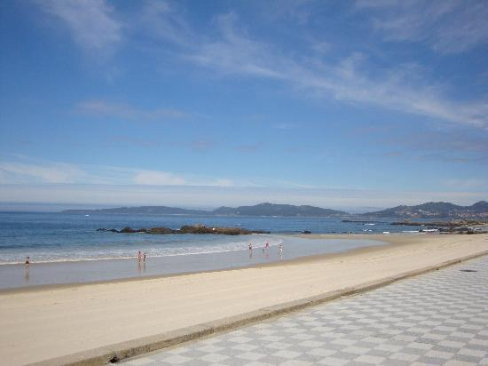 Image result for playa de samil vigo
