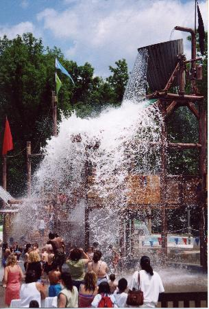 Hope, NJ: Splash at our Pirate's Peak Water Park