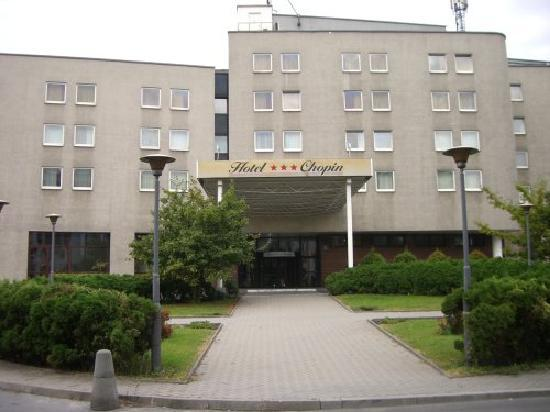 Vienna House Easy Cracow: Hotel Chopin