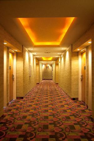 Clarion Grand Boutique Hotel: hall