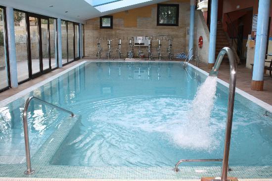 Thermal Pool.