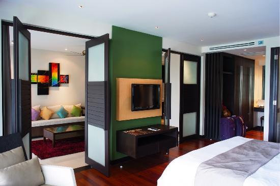 Wyndham Sea Pearl Resort Phuket: Our Room