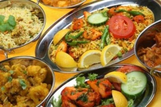 Karma Indian Cuisine : Great buffet