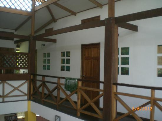 Pagalu Hostel: 2nd floor of the front house