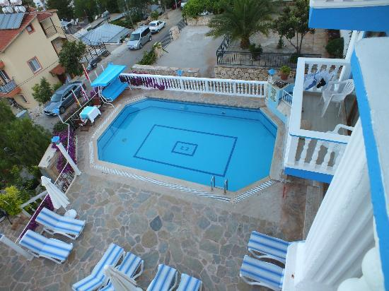 Kelebek Hotel: The pool