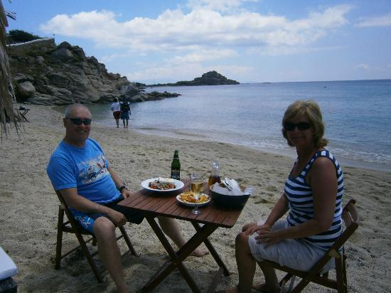 Hotel Jason: Platis Gialos beach