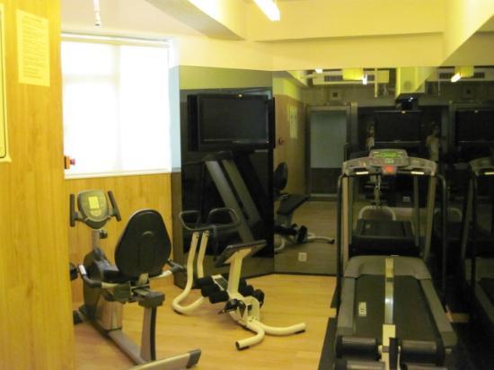 Stanford Hillview Hotel: Gymnasium