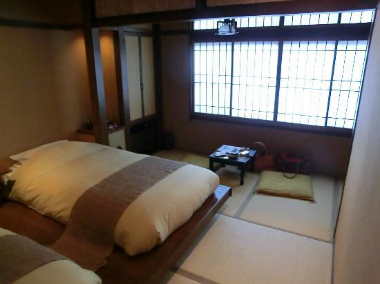 Shima Onsen Kashiwaya Ryokan: 別途の部屋