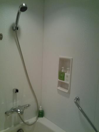 Hotel Associa Shizuoka : Nice shower