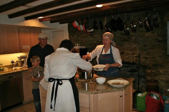 The Inn at Mount Vernon Farm: Personal Chef