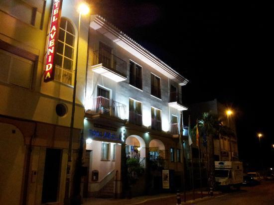 Hotel Avenida Tropical: Hotel 's nachts