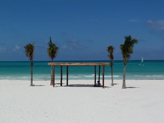 Catalonia Playa Maroma: Plage