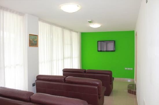 Hotel Ben Hur : Sala TV